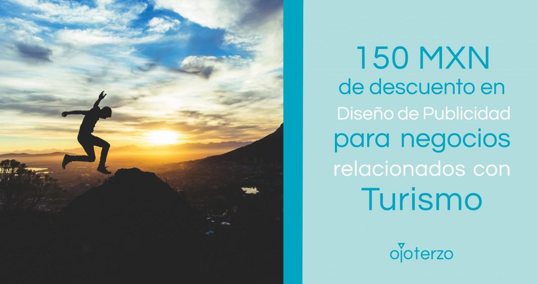 150-pesos-de-descuento-en-diseno-de-publicidad-para-profesionales-y-negocios-relacionesdos-con-turismo-estudio-de-diseño-para-emprendedores-ojo-terzo-promocion-del-mes-julio